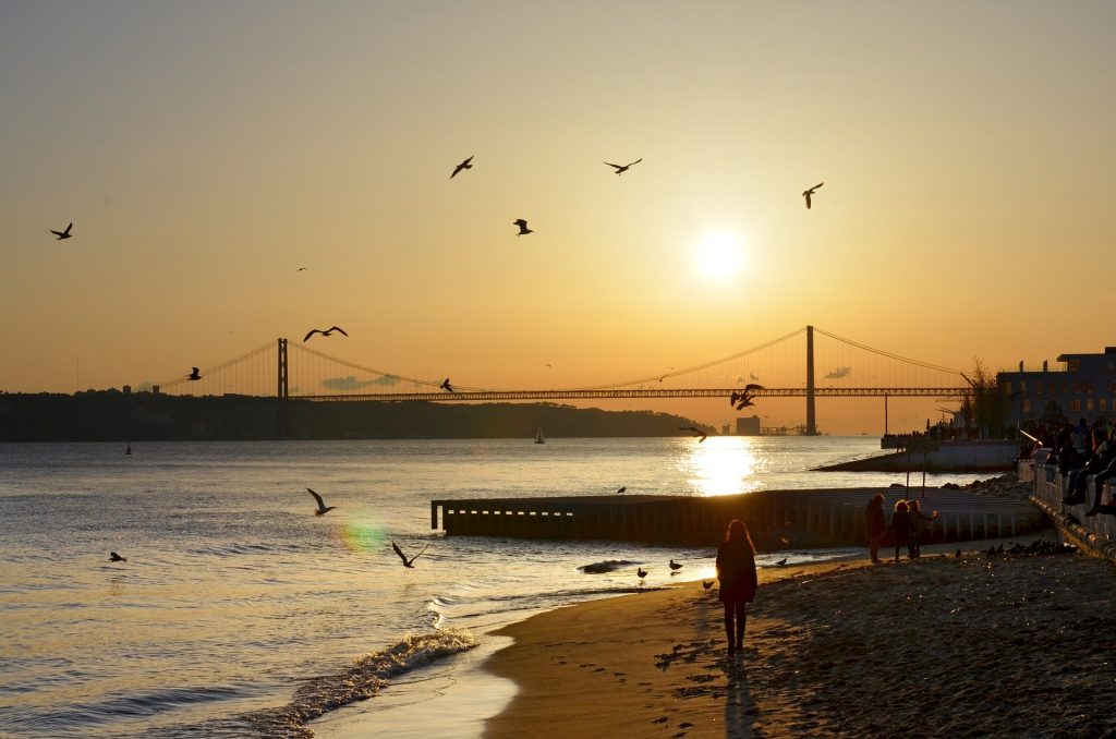 Lisboa, capital of Portugal, the best european destination of 2017